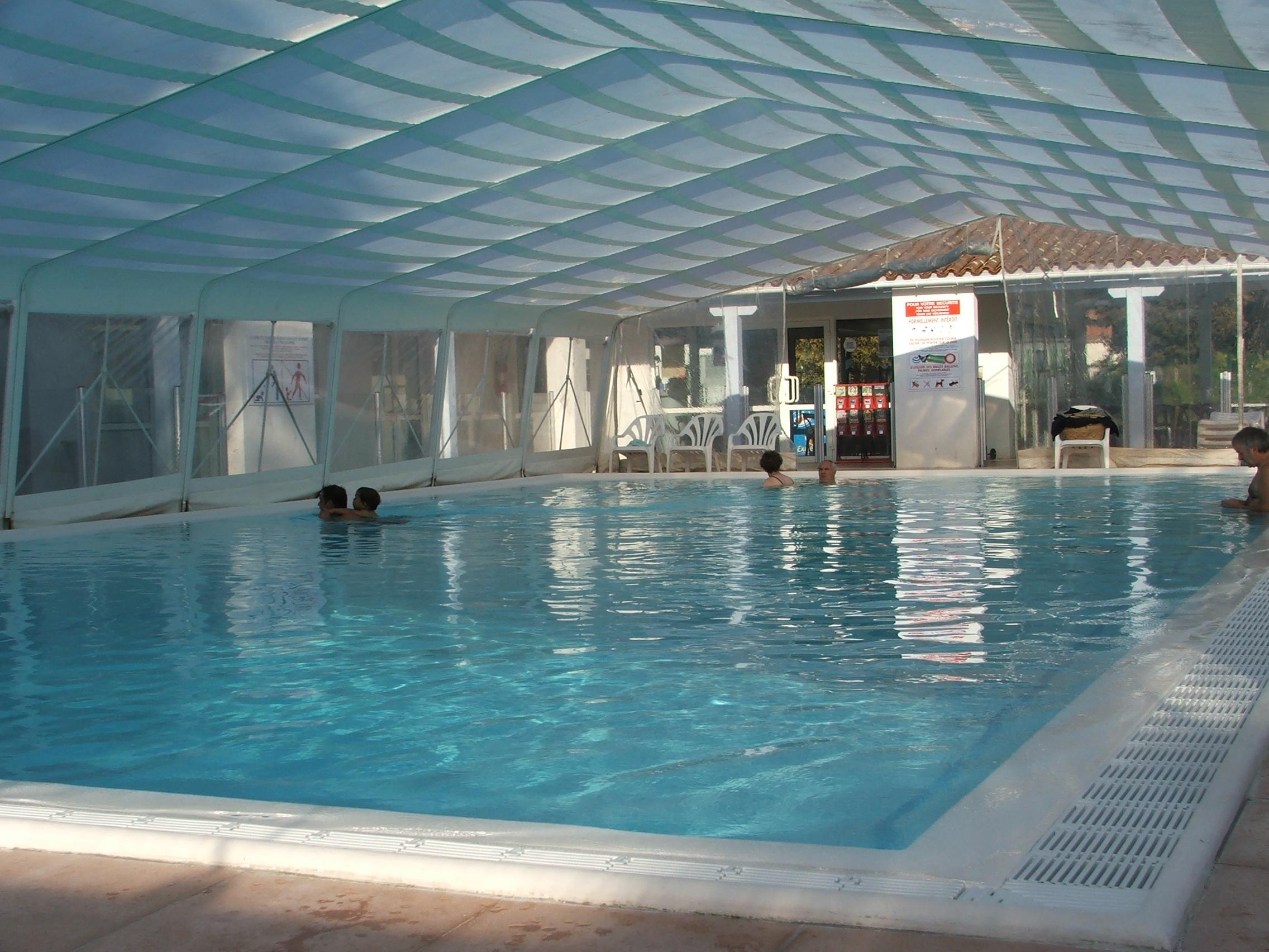 camping avec piscine sur l'île de ré